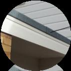 felt roof edge replacement