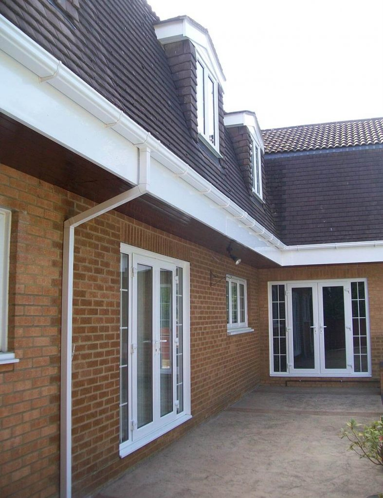Guttering & Downpipes in Farnham | Roofline Solutions Home